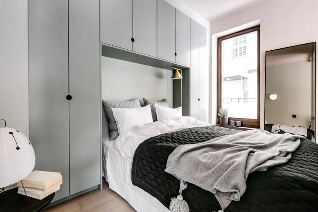 Un petit appartement sophistiqué par Note Design Studio