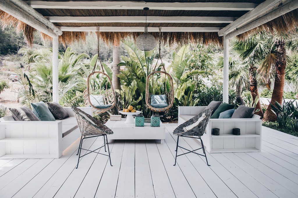 Une Finca Boheme Chic A Ibiza Planete Deco A Homes World