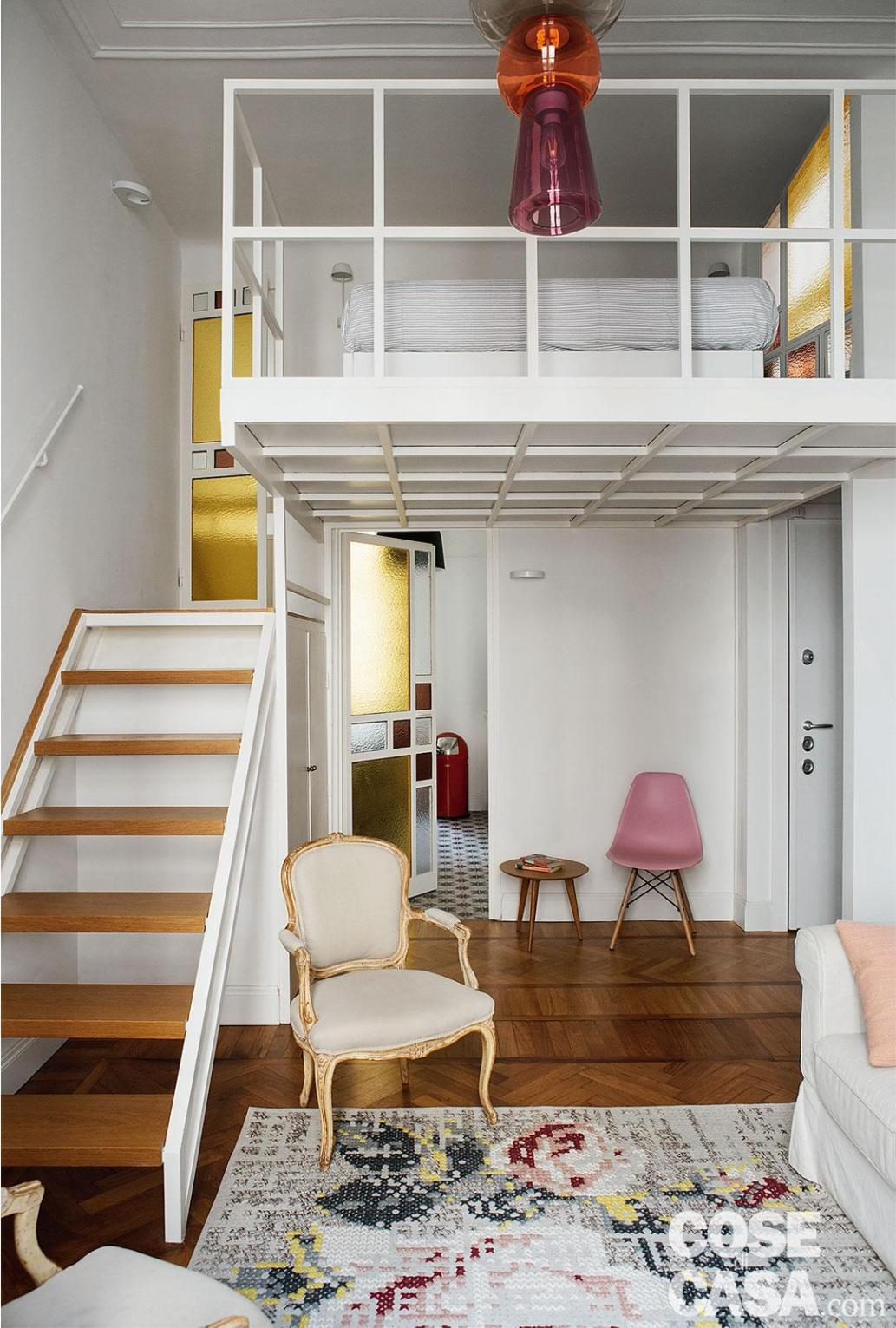 Appartement italie archives planete deco a homes world for Ikea progetto camera