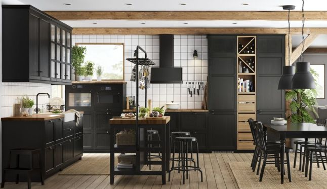 Ikea le nouveau design cuisines 2018/2019