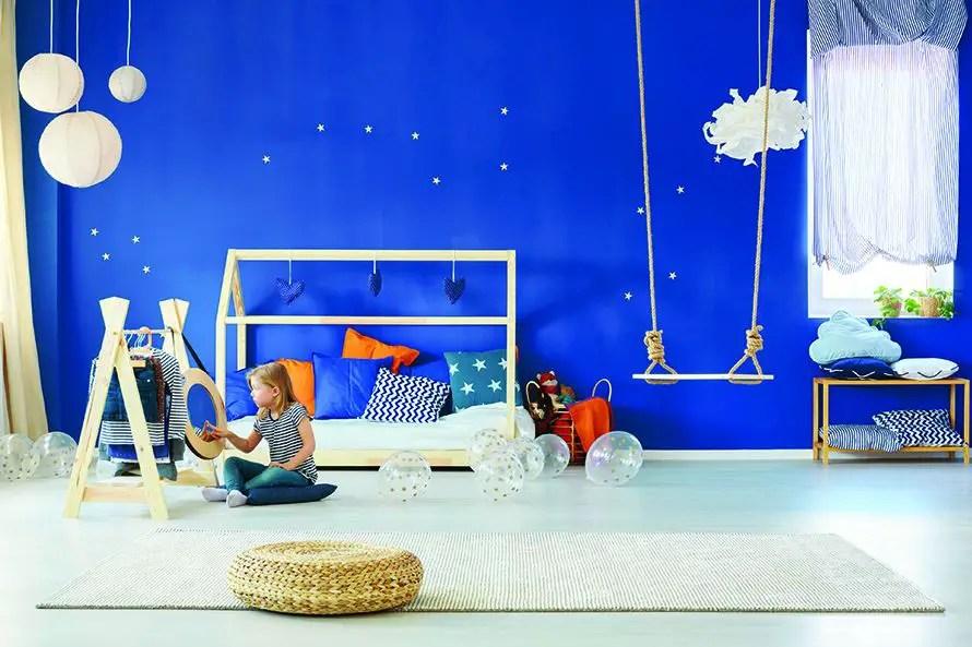 comment cr er une chambre montessori pour les enfants planete deco a homes world. Black Bedroom Furniture Sets. Home Design Ideas