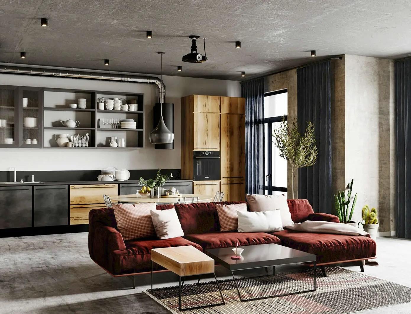 Deco Petit Salon Appartement flipboard: un petit appartement à paris au style atelier
