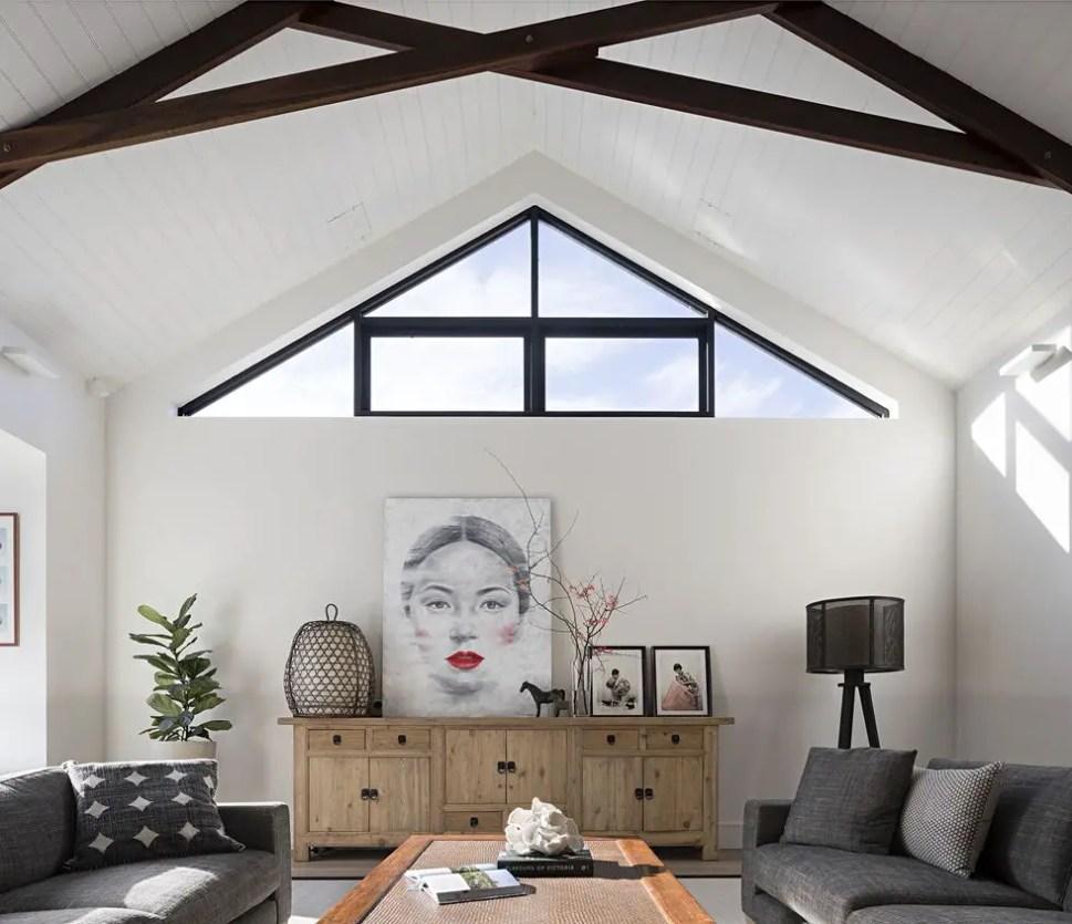 Deux bâtiments pour une maison en Australie