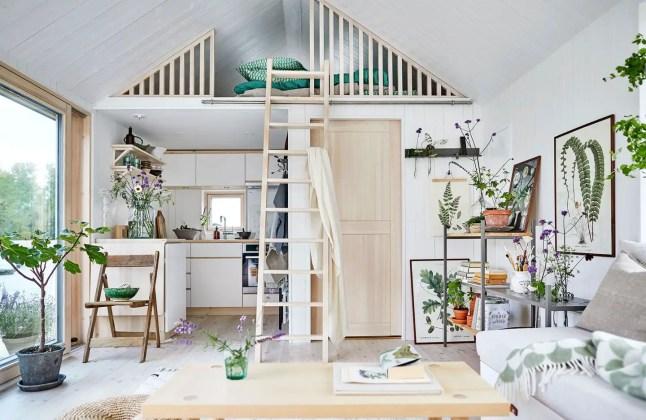 Inspirez vous de cette tiny house de rêve pour l'été