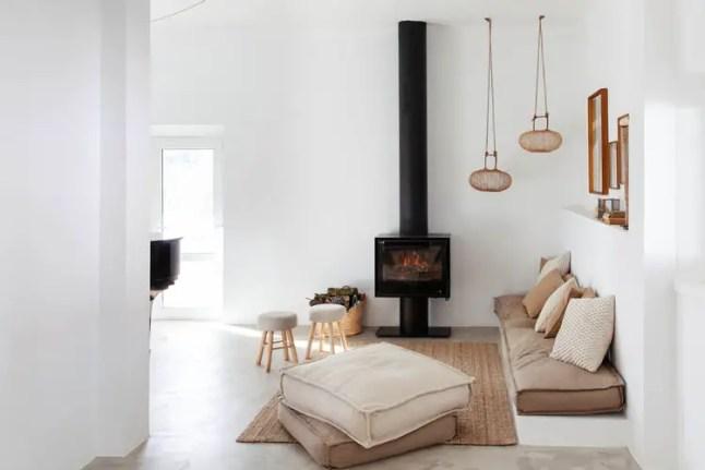 Une maison d'hôtes à la beauté simple