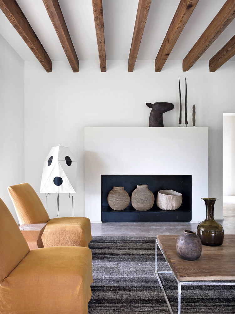 La Maison Design Et Authentique D Un Architecte D Interieur