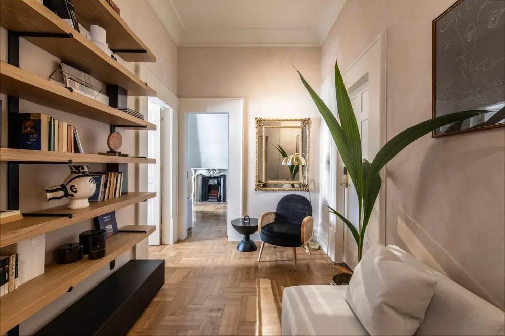 Des espaces à la décoration naturelle à Athènes par le studio de design BaBatchas