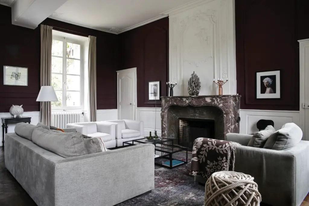 Une décoration contemporaine et des collections dans un lieu exceptionnel