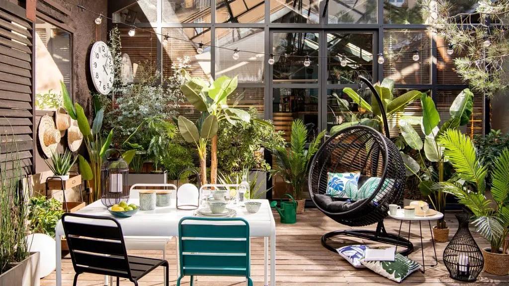 Maisons du Monde meubles et décoration printemps été 2020, la déco se met au vert !