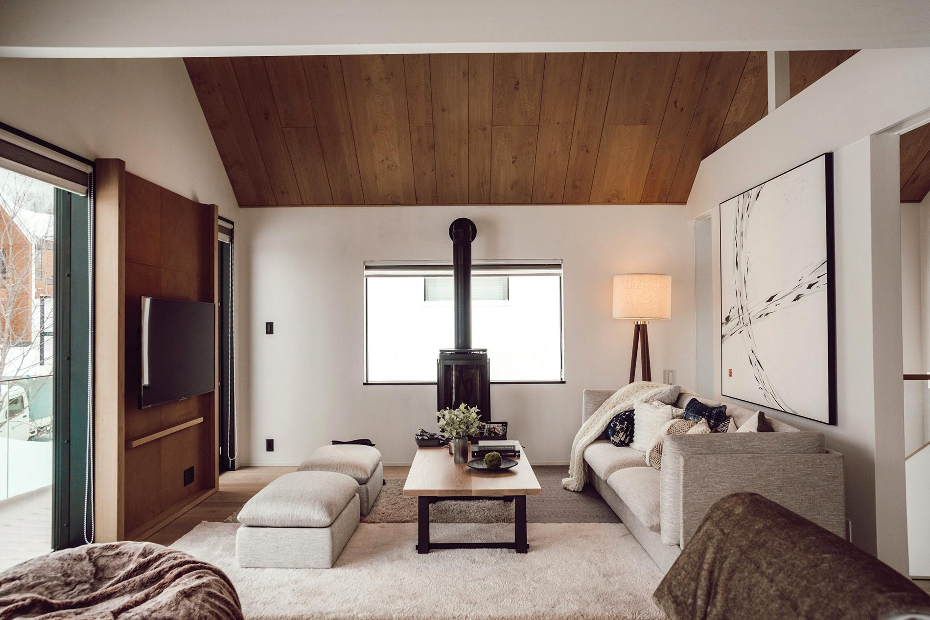 Cette Maison D Architecte Au Japon Est Inspiree Par La Scandinavie Et Le Hygge Planete Deco A Homes World Flipboard