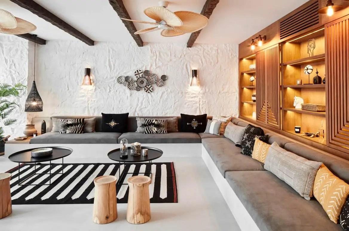 Ce pool house est également une fantastique maison d'invités - PLANETE DECO a homes world