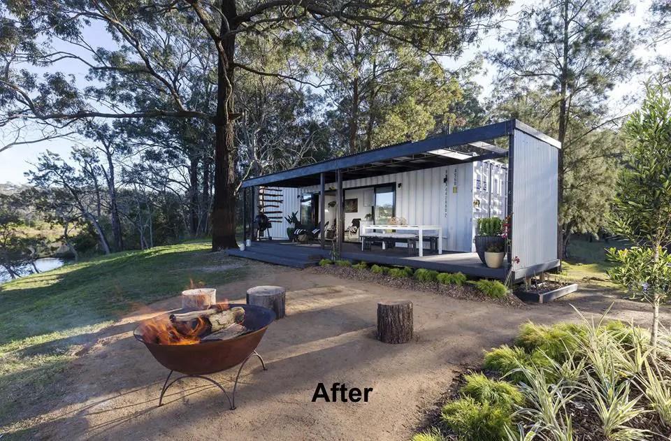 Comment construire une maison container pour 30.000 € ? - PLANETE DECO a homes world