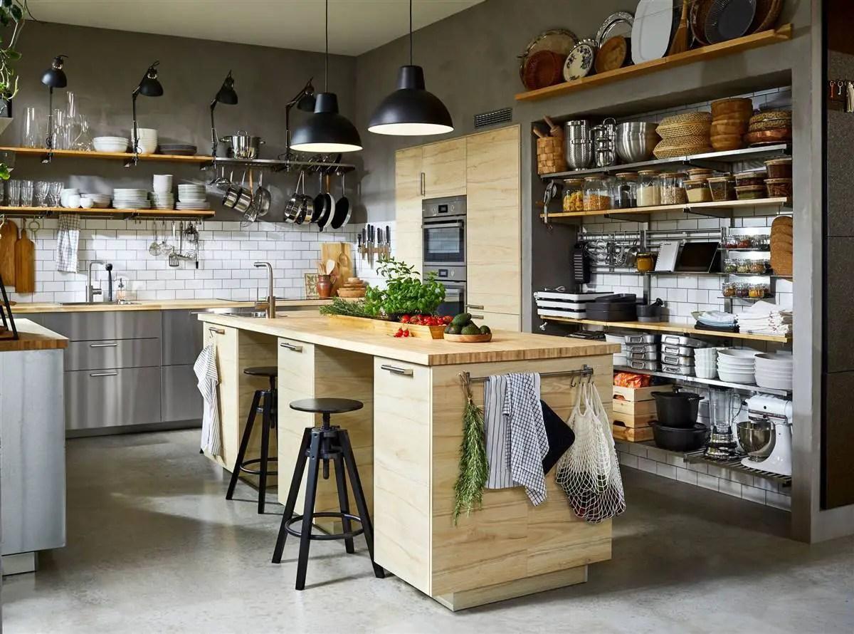 Ikea 2021 Nouveau Catalogue Cuisine Les Premieres Photos Sont La Planete Deco A Homes World