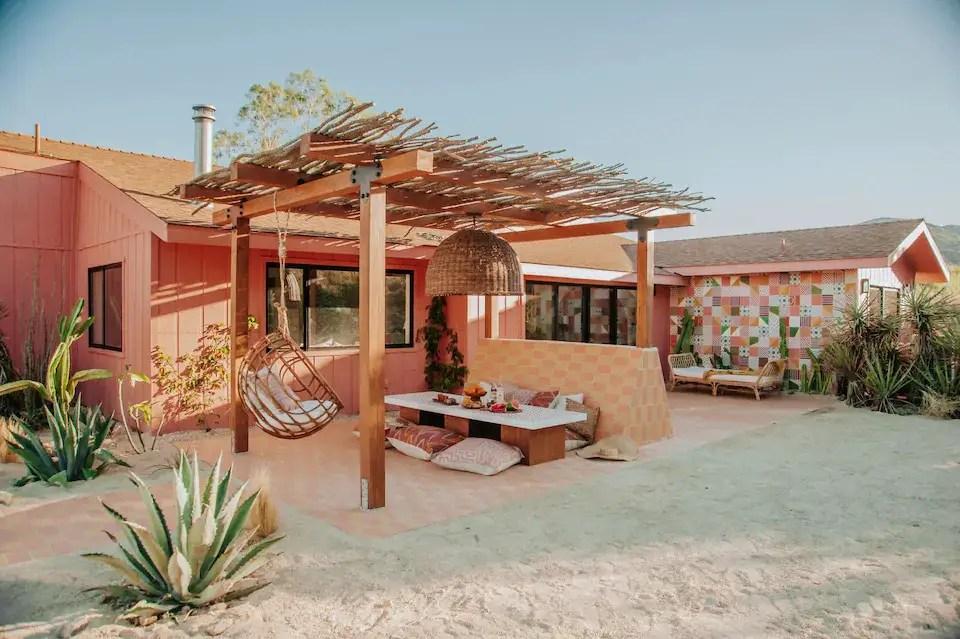 Une maison zen dans le désert californien - PLANETE DECO a homes world