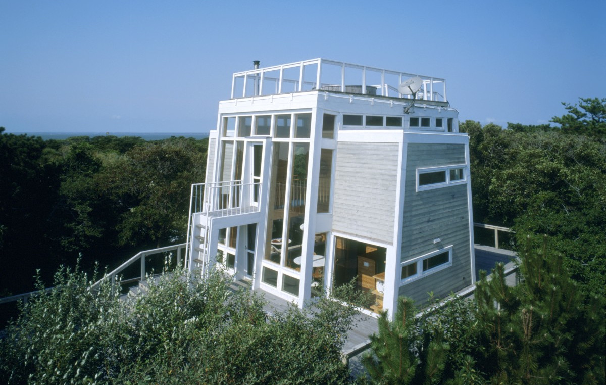 Une iconique maison d'architecte à Long Island - PLANETE DECO a homes world