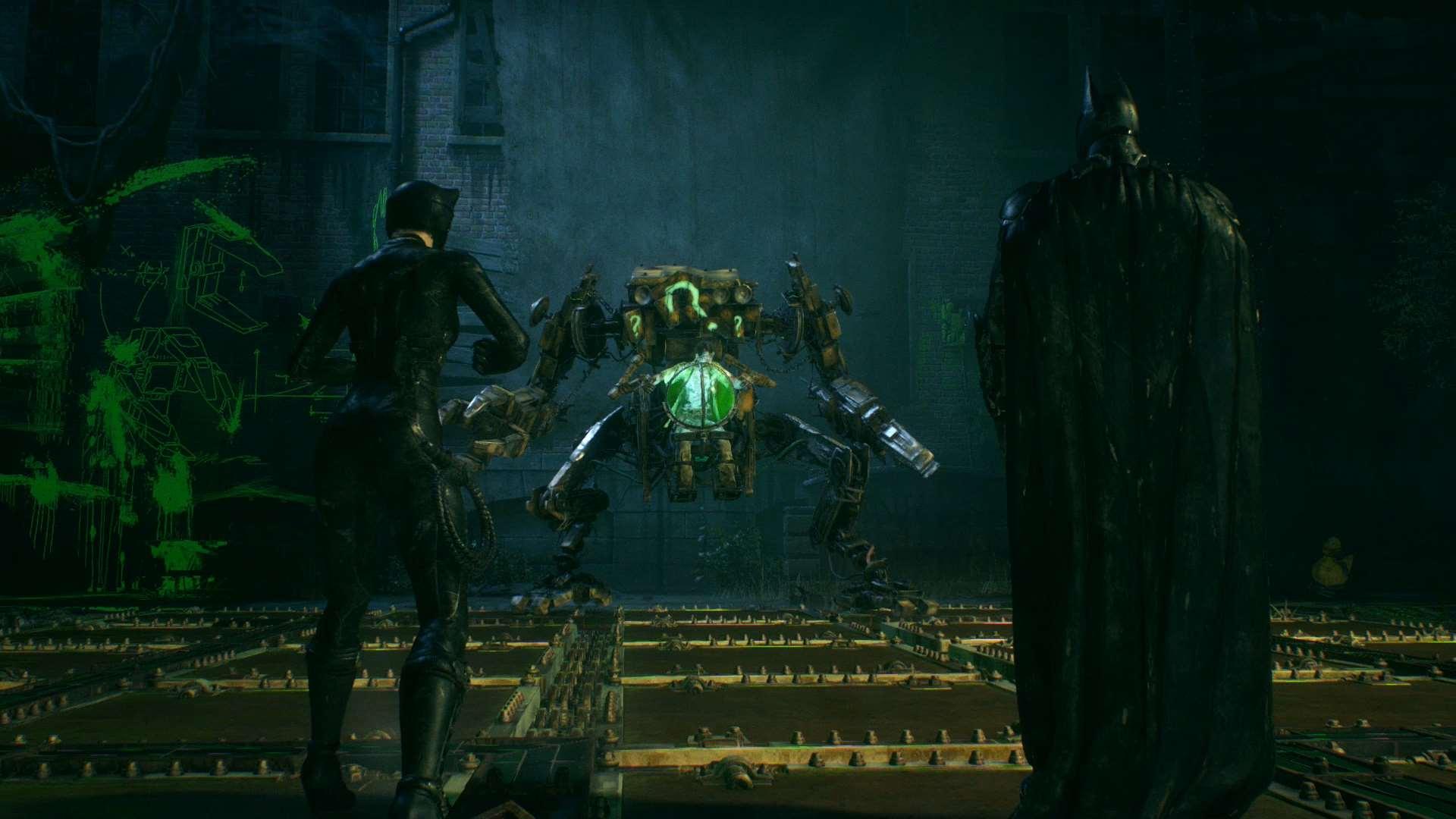 Wallpapers Fond Decran Pour Batman Arkham Knight PC PS4