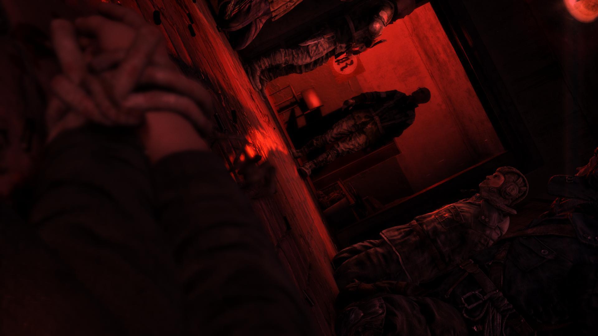 Wallpapers Fond Decran Pour Metro Last Light PC PS3