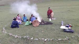 voyages chamaniques en Mongolie