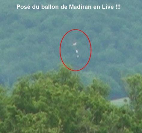 descente Ballon Madiran