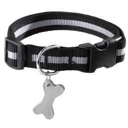 collier pour chien noir arlequin bobby france