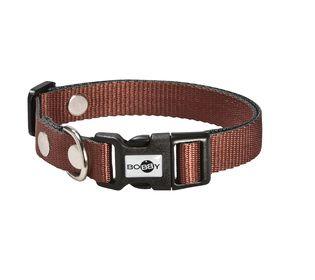 collier pour chien spotted bordeaux mode
