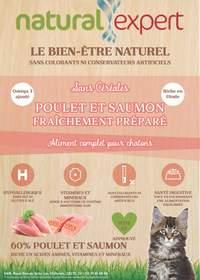 Croquettes poulet chaton natural expert_200x