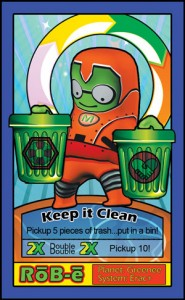 Keep it Clean - Deed Card