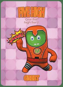 08 Five-High