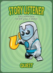 16 Story-Listener