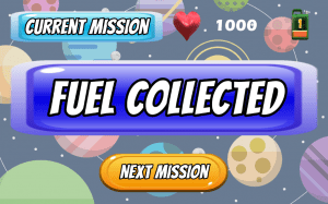 16 Fuel Collected