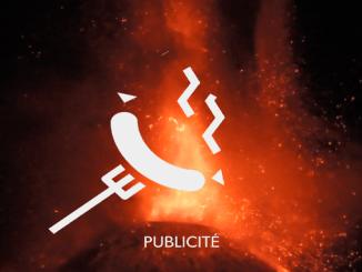 Capture d'écran de l'habillage RMC Découverte (coupure pub) conception Gédéon