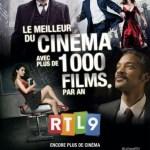 Campagne de publicité RTL9 Janvier 2018