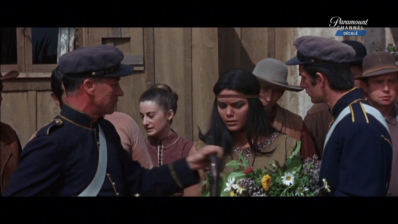 Capture d'écran Paramount Channel Décalé Mars 2018