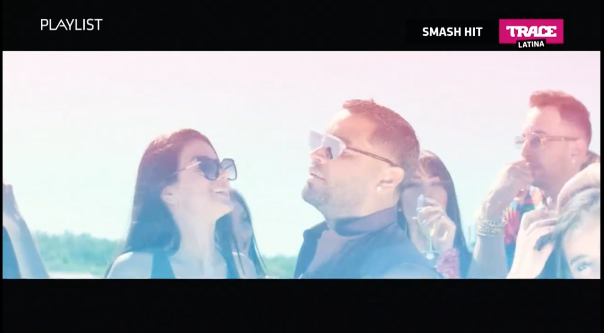 Capture d'écran TRACE Latina (septembre 2018)