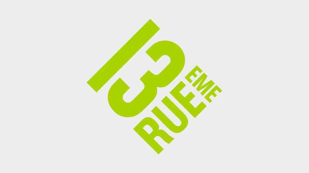 logo de la chaîne 13eme Rue
