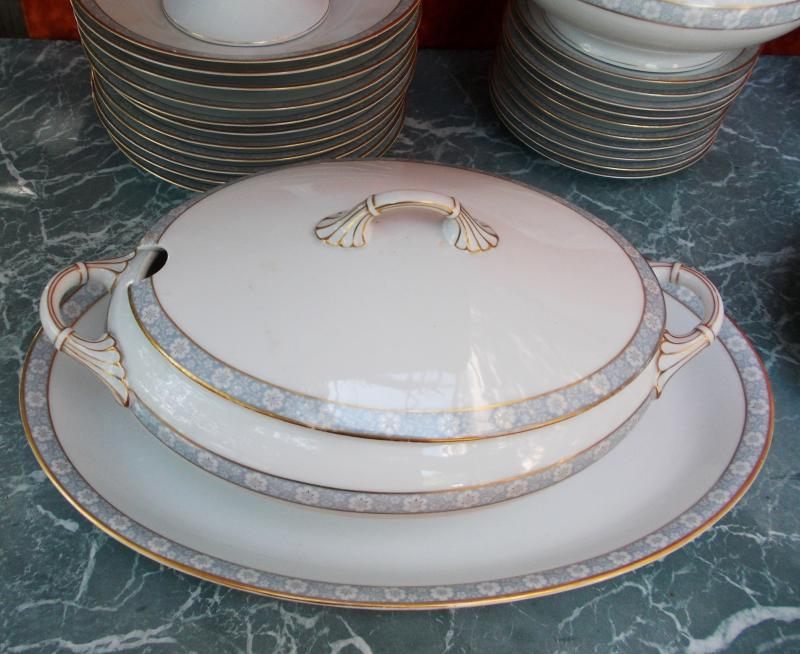 Thomas Sevres Bavaria China Set