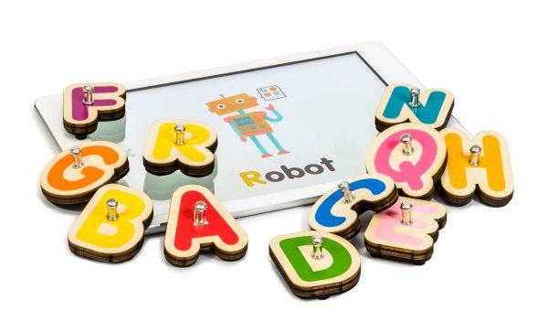 Apprendre les lettres - les jeux pédagogiques pour enfant