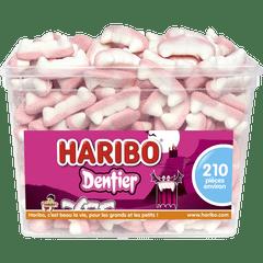 dentiers d'Haribo