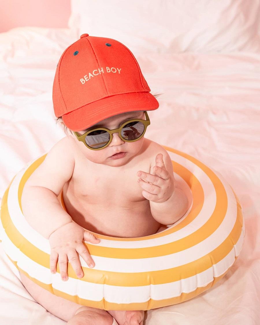 Casquette enfant Beach Boy Chamaye