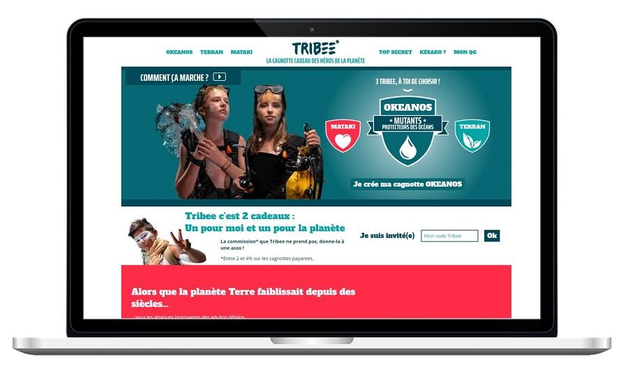 Tribee, une nouvelle cagnotte en ligne gratuite et solidaire pour faire des cadeaux aux enfants