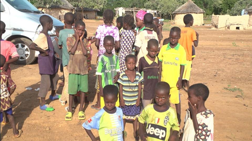 Burkina / Zoom sur la situation des élèves déplacés internes du fait du  terrorisme