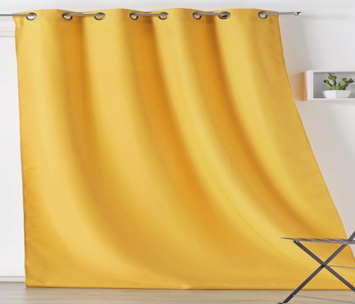 toile exterieure deperlant jaune