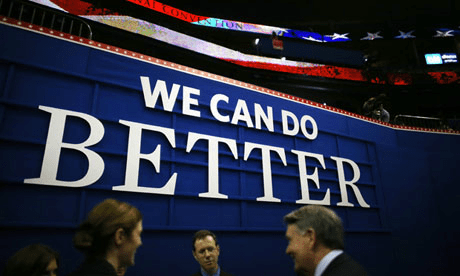 Sign at the 2012 Republican Convention (Image: Spencer Platt/Getty Images)