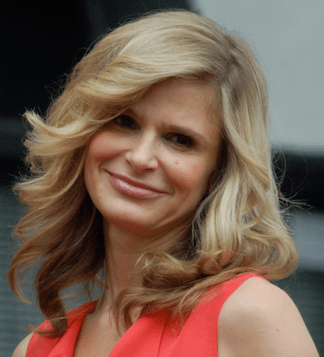 Kyra Sedgwick receiving a star at the Hollywood Walk of Fame. (Photo Credit: Angela George)
