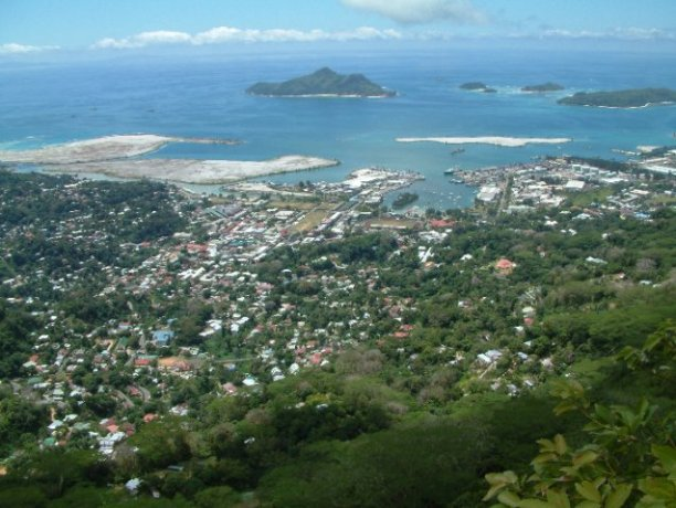 Victoria, the capital of Seychelles. (Photo Credit: Esskay / WikiMedia Commons)