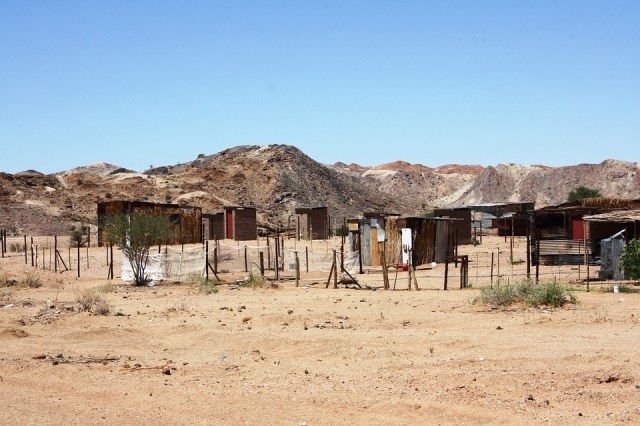 Drought in Wüstendorf, South Africa. (Photo Credit: Pixabay)