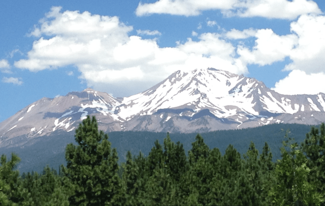 Mt. Shasta. (Photo Credit: Nick Marinoff)