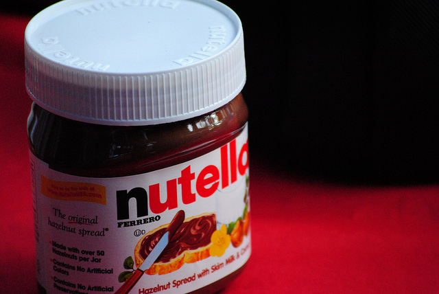 Ferrero, the maker of Nutella, has defended their use of palm oil, citing their process and calling the ingredient necessary to achieve their trademark texture. (Photo: Brian Cantoni / Flickr)