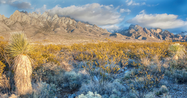 Organ Mountains-Desert Peaks National Monument in New Mexico is one of 27 national monuments being reviewed by Interior Secretary Ryan Zinke. (Photo: Bob Wick / BLM)