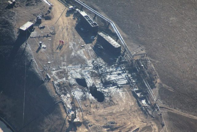 The Aliso Canyon site, as seen from the air. (Photo: Creative Commons)